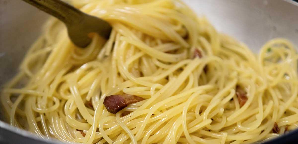 Spaghetti Ristorante Giustiniana